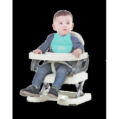 Ghế rung cao cấp cho bé gập gọn có nhạc Mastela 6917 màu hồng