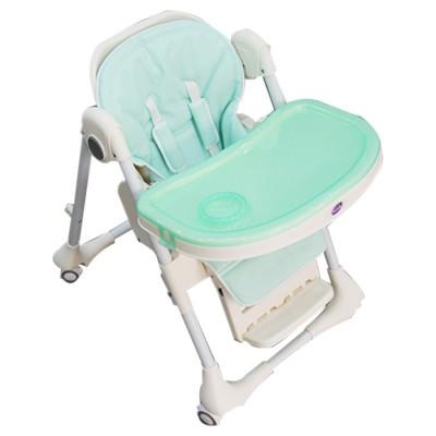 Ghế ngồi ăn cao Mastela MSTL-1015-A-PU T6 màu xanh lá cây
