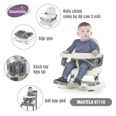 Ghế ăn điều chỉnh độ cao Mastela 7110