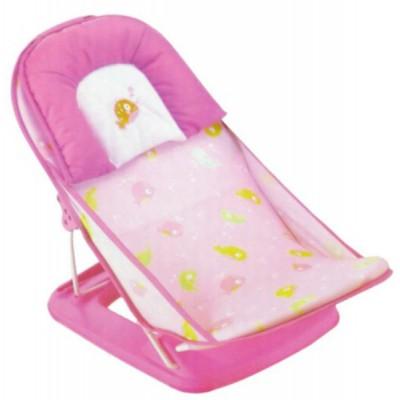 Ghế nằm tắm có tựa đầu Mastela 07360 (hồng)