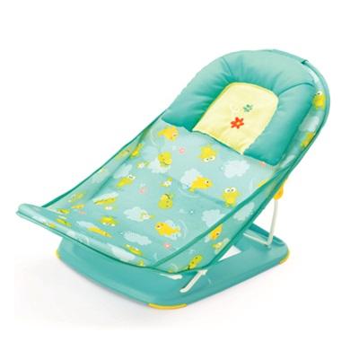 Ghế nằm tắm có tựa đầu Mastela 07460 (xanh)